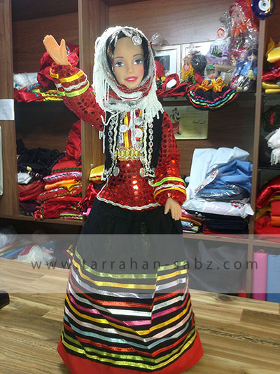لباس سنتی و محلی گیلان